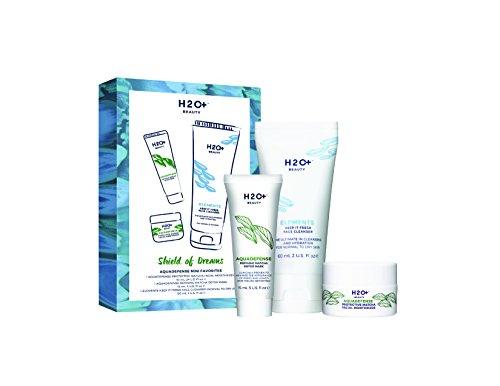 H2O+ Beauty  AquaDefense Protective Shield Of Dreams Mini Favorites, 3 Count