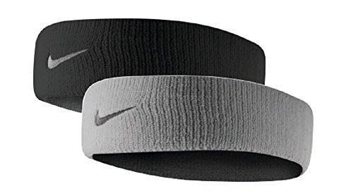 Tennis Nike Basketball (Nike Dri-Fit Home & Away Headband (One Size Fits Most, Black/Base)