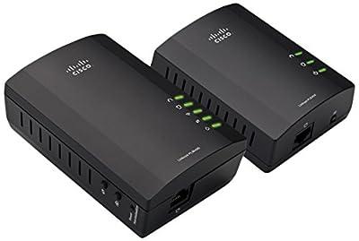 Linksys Plwk400 Powerline Av Wl 1port Fe Network Extender Kit Np