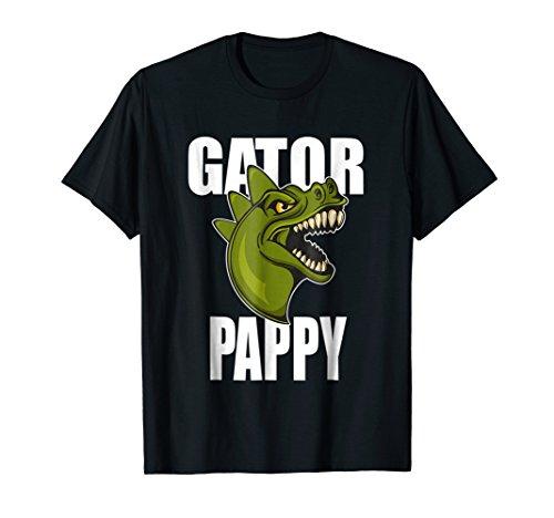 - Gator PAPPY Vintage Retro Monster Aligators Father T-Shirt