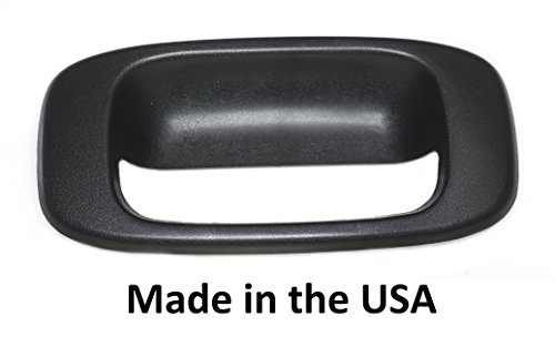 Chevy Rear Tailgate Handle Bezel for 99-06 Silverado GMC Sierra Pickup Truck