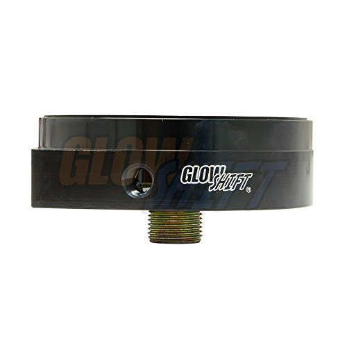 GlowShift Oil Filter Sandwich Adapter for 2000-2013 GM Duramax Chevrolet Silverado GMC Sierra Trucks