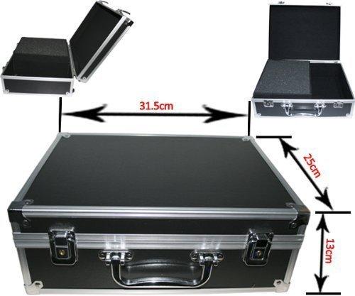 "Price comparison product image Large Tattoo Case Tattoo Kit Box - 12.80"" X 11.22"" X 4.90"""