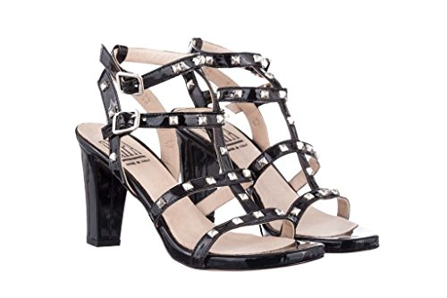 Sandali donna in pelle per l'estate scarpe RIPA shoes made in Italy - 18-0302