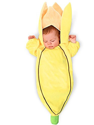 Leadtex Go Bananas Infant Bunting