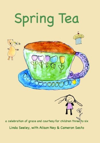 Spring Tea: a celebration of grace and courtesy for children