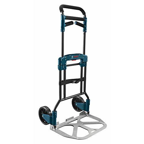 Bosch XL-CART Heavy-Duty Folding Jobsite Mobility Cart