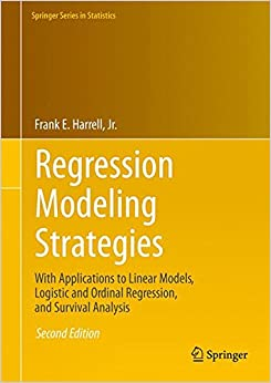 `UPD` Regression Modeling Strategies: With Applications To Linear Models, Logistic And Ordinal Regression, And Survival Analysis (Springer Series In Statistics). which China seven Username calzado obras diabetes Author