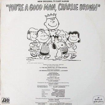 You're A Good Man, Charlie Brown (Original TV Cast - Livingston Mall
