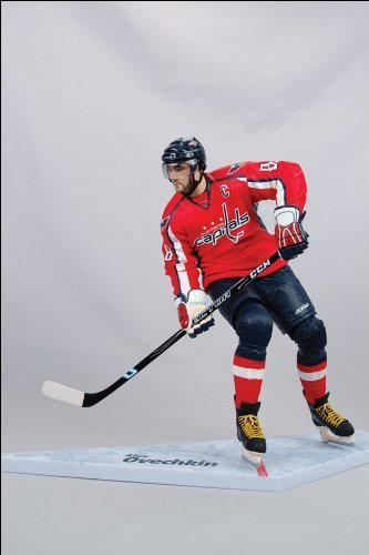 McFarlane Toys NHL Sports Picks 12 Inch Action Figure Alexander Ovechkin (Washington Capitals) by Unknown