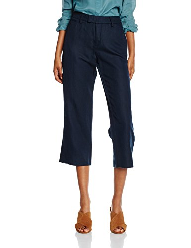 Opus Mujer lush Blau 6039 Pantalones Macao Para Blue rzwZPrFx