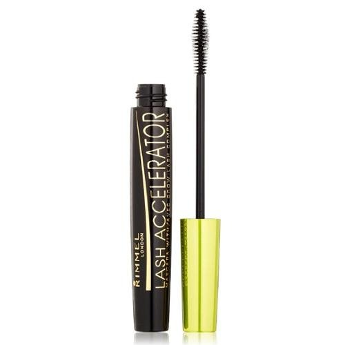5a0b683a403 Buy Rimmel London Lash Accelerator Mascara, Extreme Black [003] 0.23 oz ( Pack of 2) Online at Low Prices in India - Amazon.in