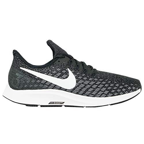 Nike Women's Air Zoom Pegasus 35 Running Shoe, 942855 (9 B(M) US, Black/Gunsmoke/Oil Grey/White)