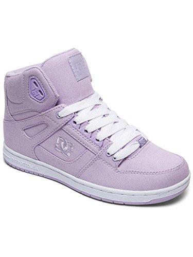 DC Shoes Pure TX - Hi Tops Für Frauen ADJS100114 Lilac