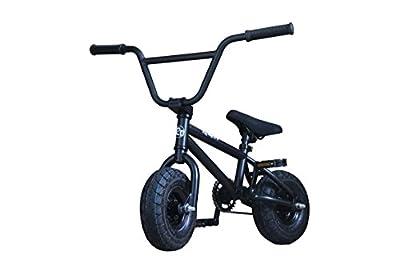 R4 Matte Black Complete Pro Mini Bmx Bike