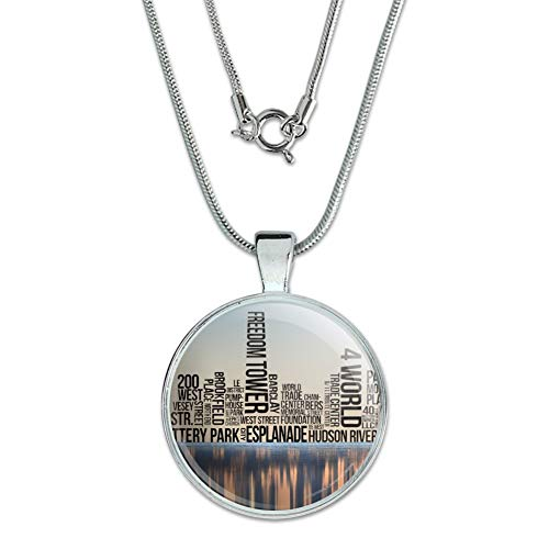 GRAPHICS & MORE New York City NY Word Skyline 1