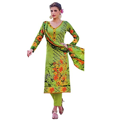 Ready-to-wear-Ethnic-Gorgeous-Printed-Cotton-Salwar-Kameez-Suit