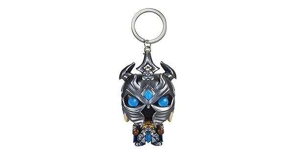 Amazon.com: Funko POP Llavero: World of Warcraft – Arthas ...