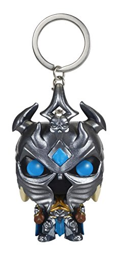 Price comparison product image Funko POP Keychain: World of Warcraft - Arthas Action Figure