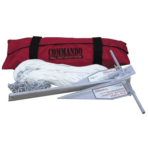 Fortress Commando Small Craft Anchoring System-Boat Outfitting | Anchors/Chain/R