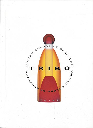 print-ad-for-benetton-tribu-perfume