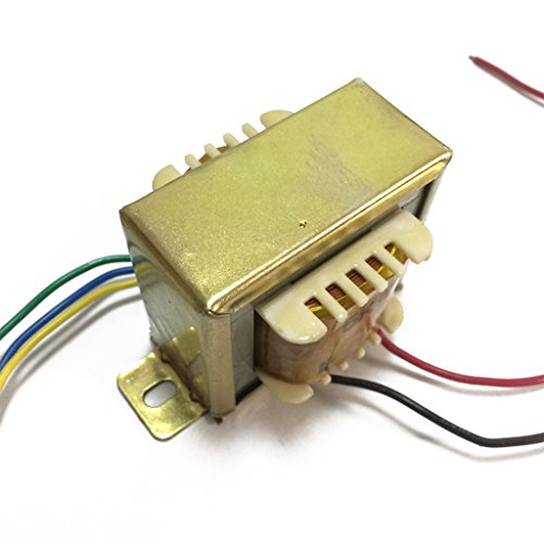 IWISTAO Tube Amplifier Output Transformer 5W Z11 Single-Ended Silicon Steel EI Audio HiFi DIY ()