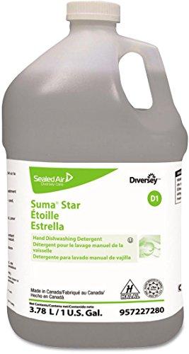 DVO957227280 - Diversey Suma Star D1 Hand Dishwashing Detergent by Diversey