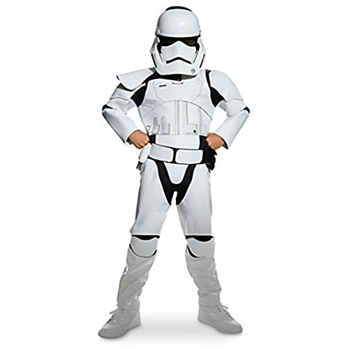 Disney Store Star Wars The Force Awakens Stormtrooper Costume (5/6) -