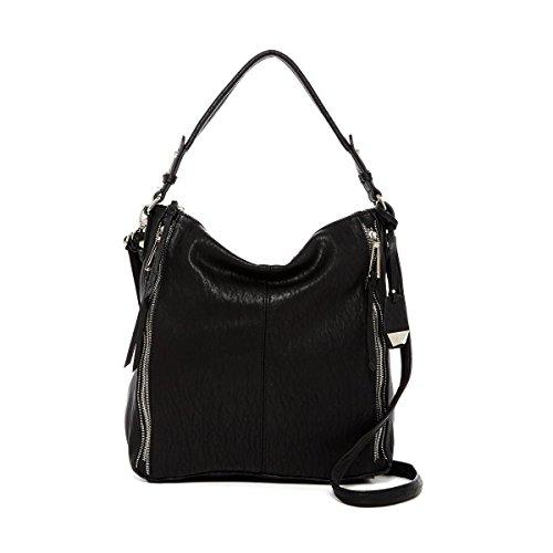 Jessica Leather Hobo Bag - 2