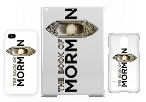 The Book of Mormon the musical iPhone 4 / 4S cellulaire cas coque de téléphone cas, couverture de téléphone portable