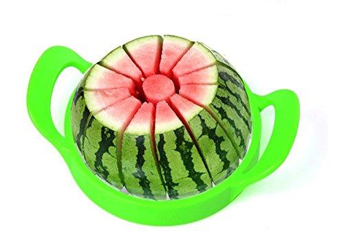 Watermelon Stainless Steel Slicer Splitter, Colour:Random