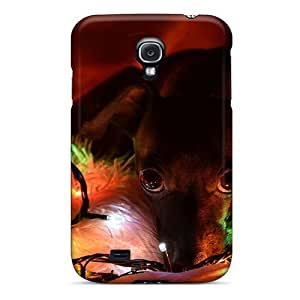 [EZKNMLl7161zHOCq] - New Christmas Puppy Protective Galaxy S4 Classic Hardshell Case