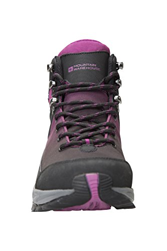 Mountain Warehouse Retrieve Womens Softshell Boots -Ladies Summer Shoes Black PFPyv