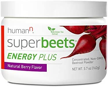 HumanN SuperBeets Superfood Concentrated Supplement product image
