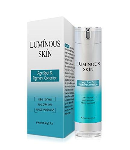 Luminous Skin Skin Lightening & Face Brightening Serum for A