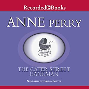 The Cater Street Hangman Audiobook