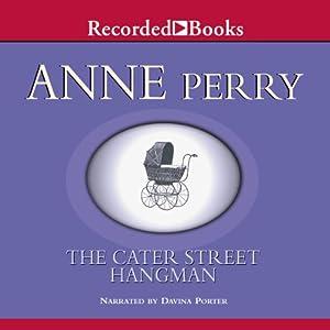 The Cater Street Hangman Audiobook