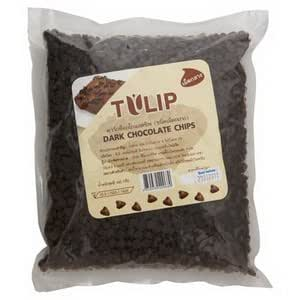Amazon.com: Tulip Dark Chocolate Chips for Cake and Cookie