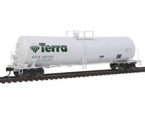 Funnel Flow Tank Car - 3
