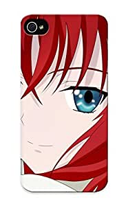 High Quality Tpu Case/ High School Dxd Series Rias Gremory Osytc0Xgowp Case Cover For Iphone 5/5s For New Year's Day's Gift