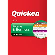 Quicken Home & Business 2017 Personal Finance & Budgeting Software