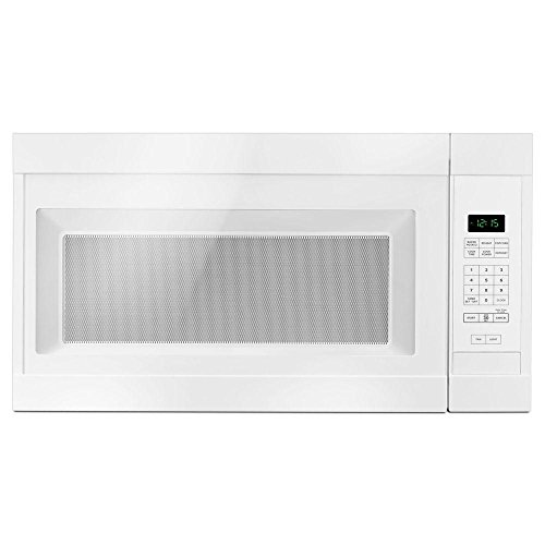 Amana - 1.6 Cu. Ft. Over-the-range Microwave - White