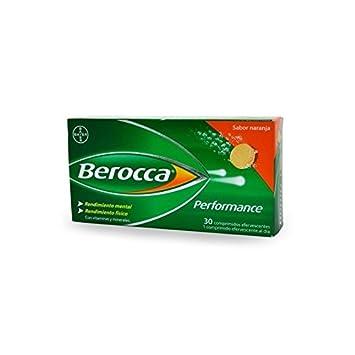 BAYER Berocca performance 30 com nara: Amazon.es: Salud y cuidado personal