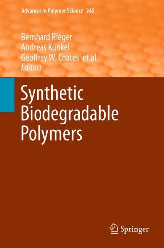 Synthetic Biodegradable Polymers (Advances in Polymer Science)