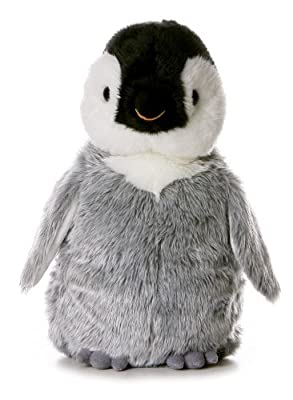 "Aurora Plush 12"" Penny Penguin Flopsie 
