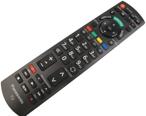 Panasonic N2QAYB000487 - Mando a distancia para televisores plasma ...