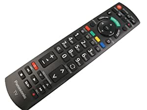 Panasonic N2QAYB000487 - Mando a distancia para televisores plasma y LCD