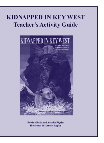 Kidnapped in Key West Teacher's Activity - Stores West Key In