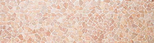 Mosaik Fliese Marmor Naturstein rot Bruch Ciot Rossoverona MOS44-30-140/_m
