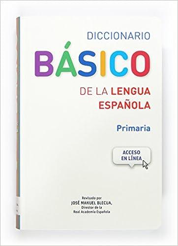 Diccionario Básico Rae - 9788467573763 por Equipo Pedagógico Ediciones Sm epub